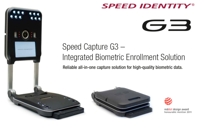 Speed Capture G3