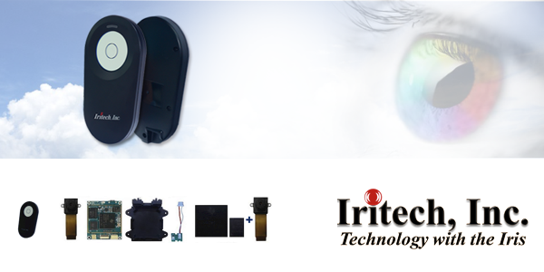IriTech IriShield Biometric Products Info